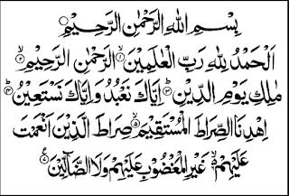 ini adalah alasan surah Al Fatihah Bacaan Shalat Paling Dahsyat