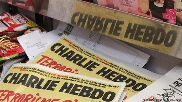 Italian quake-hit city of Amatrice sues Charlie Hebdo over insulting earthquake cartoons