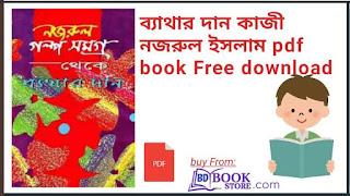 ব্যাথার দান কাজী নজরুল ইসলাম pdf book Free download
