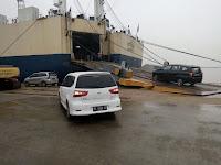 pengiriman mobil murah via kapal laut