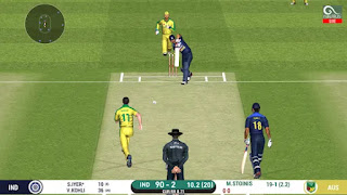 download real cricket 20 mod apk for free