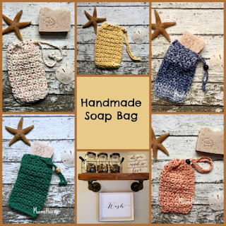 Handmade Soap Bags Soapsavers