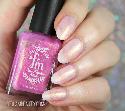 Fair Maiden Polish It's So Fluffy | Polish Pickup August 2019