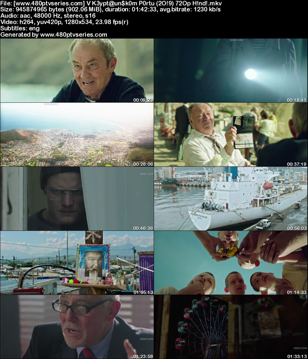 Download In the Port of Cape Town (2019) 900MB Full Hindi Dubbed Movie Download 720p HDRip Free Watch Online Full Movie Download Worldfree4u 9xmovies