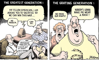 Greatest Generation vs Trumpism