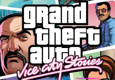 6. Grand Theft Auto: Vice City