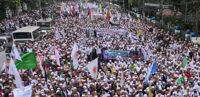 Menyikapi Aksi Demo 4 November 2016