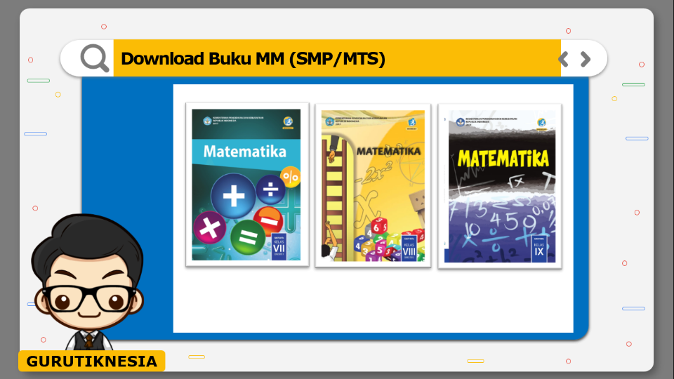 download gratis buku pdf mm untuk smp/mts
