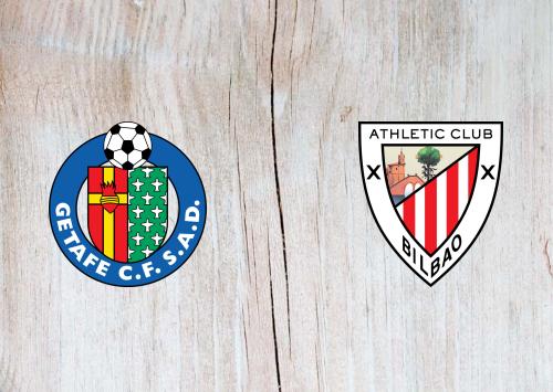 Getafe vs Athletic Club -Highlights 29 November 2020