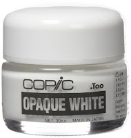 Copic Marker Copic Opaque White Pigment