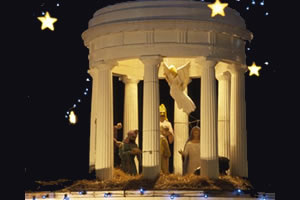 Brooks Memorial Fountain