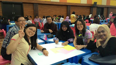 Perkongsian Pembelajaran Abad ke-21 di SMJK Jit Sin