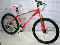 2 Sepeda Gunung Pacific Kodiak 6.8 21 Speed Shimano 26 Inci