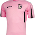Joma divulga as novas camisas do Palermo