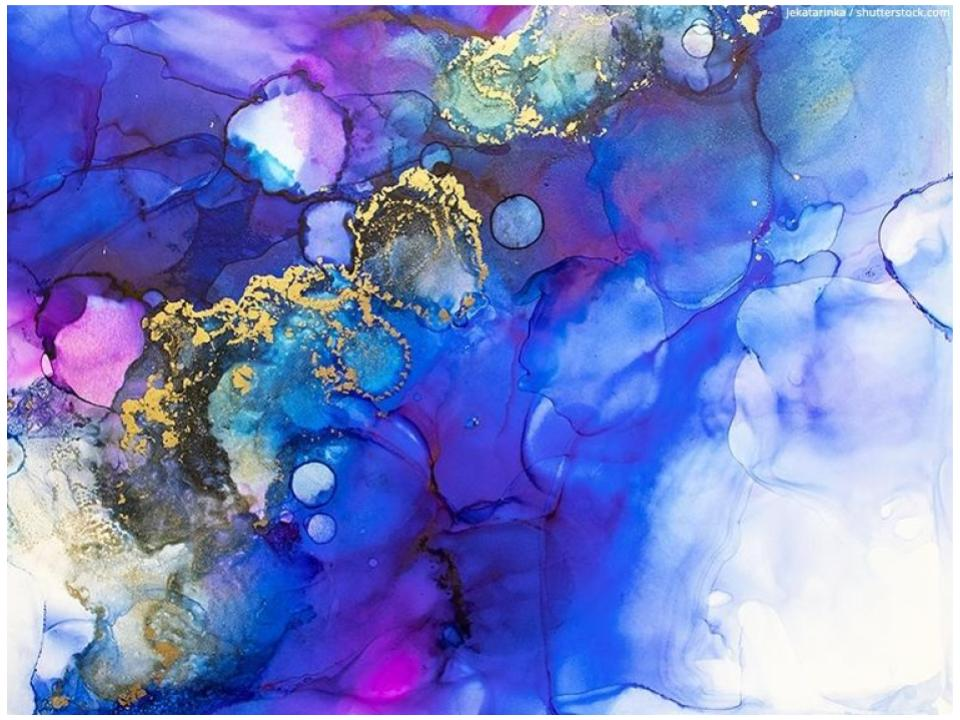 Learn the basics of alcohol ink and try some diy art and craft tutorials