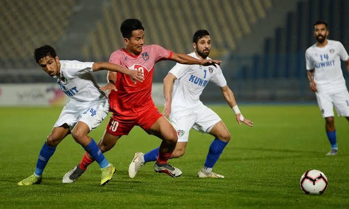 نتيجة مباراة الكويت ونيبال بتاريخ 05-09-2019 تصفيات آسيا المؤهلة لكأس العالم 2022