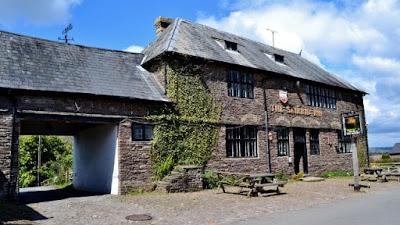 The Skirrid Mountain Inn, Wales - RictasBlog