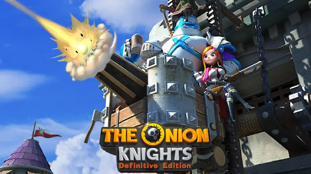 Tải game The Onion Knights – Definitive Edition (The Onion Knights – Definitive Edition  Free Download)