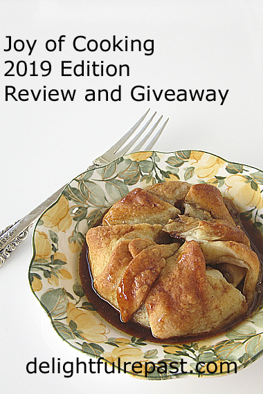 Joy of Cooking: 2019 Edition - Review and Giveaway