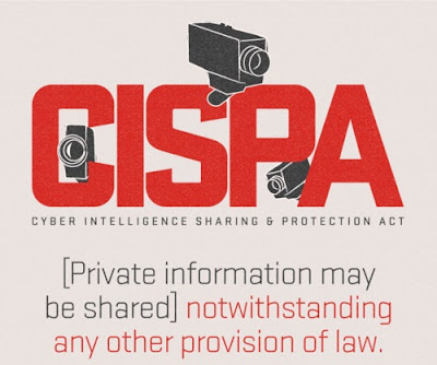 CISPA Returns back, Forget privacy reforms