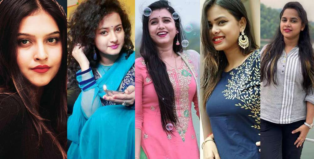 Top 10 Most Hottest Beautiful Female Singer Photos from Odisha