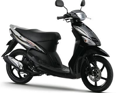 4 Sepeda Motor Terlaris di Indonesia 2020