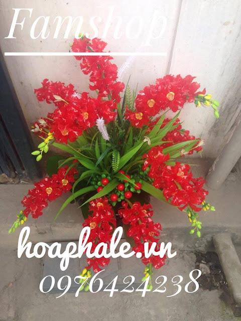 Cua hang hoa pha le tai Hai Ba Trung