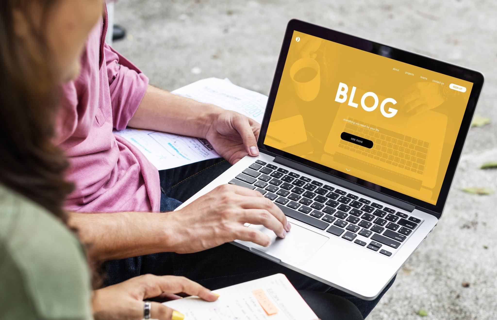 Materi Belajar Ngeblog Untuk Semua Platform Blog 2021