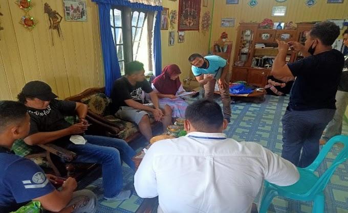 Terduga Pelaku Fetish Pocong Bungkus, Ditangkap Tim Gabungan di Kapuas
