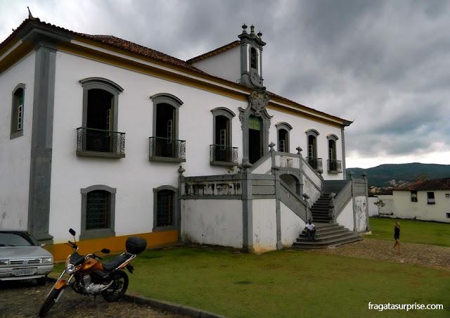 Casa de Câmara e Cadeia de Mariana