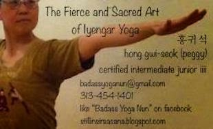 Iyengar Yoga for All