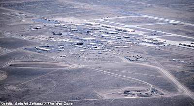 AREA 51: Pilots Snaps Rare Pics of Secret Airbase