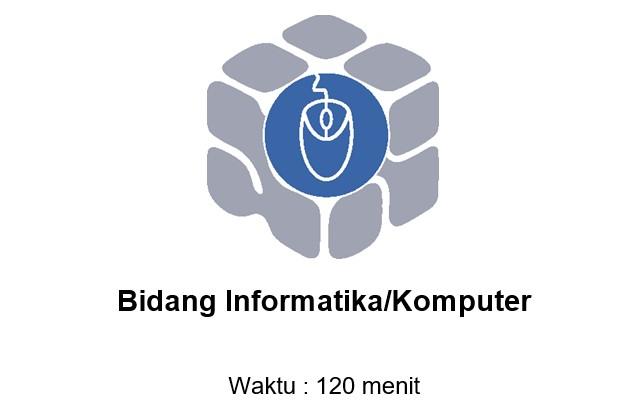 Soal OSK Komputer 2018 dan Kunci Jawaban