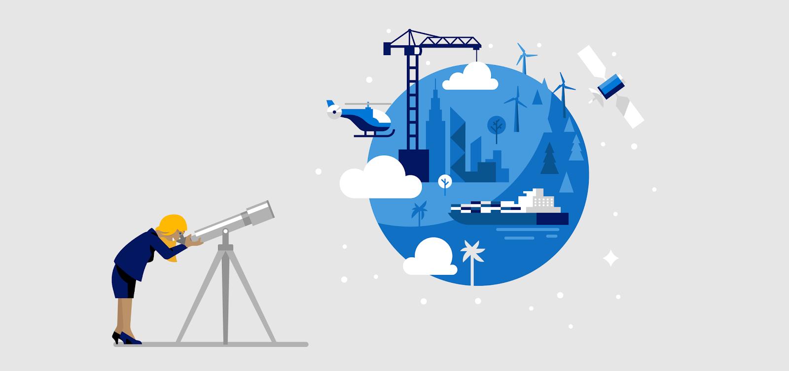 Schlumberger, Chevron y Microsoft trabajan en conjunto por transformación digital