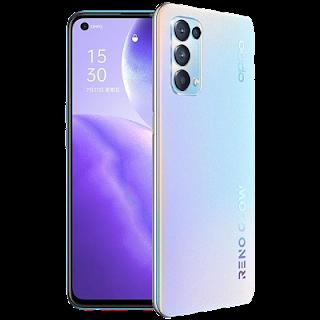 هاتف Oppo Reno 5 4G