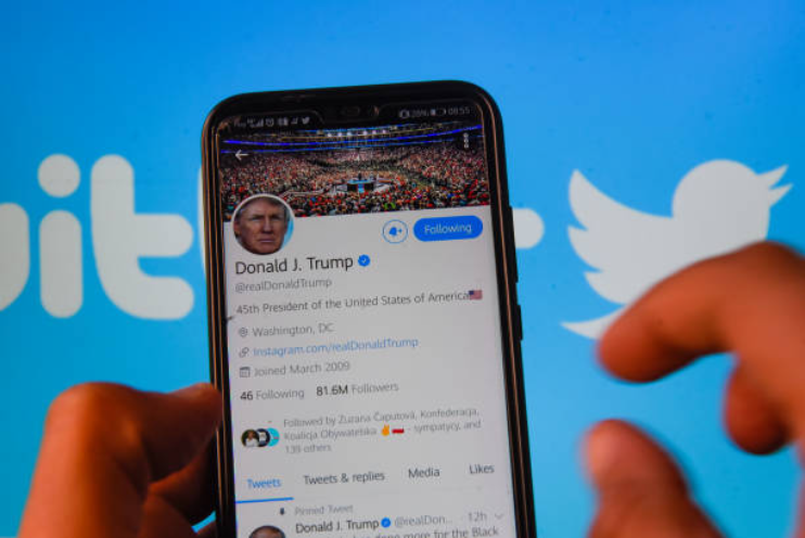 Twitter  Permanently Banned The U.S. President Friday