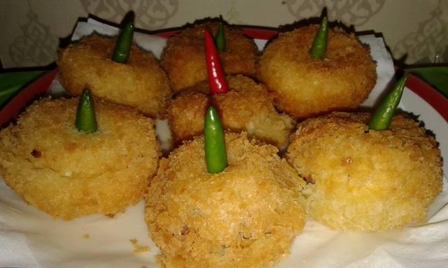 Resep kroket kentang ala rumah makan ciwidey