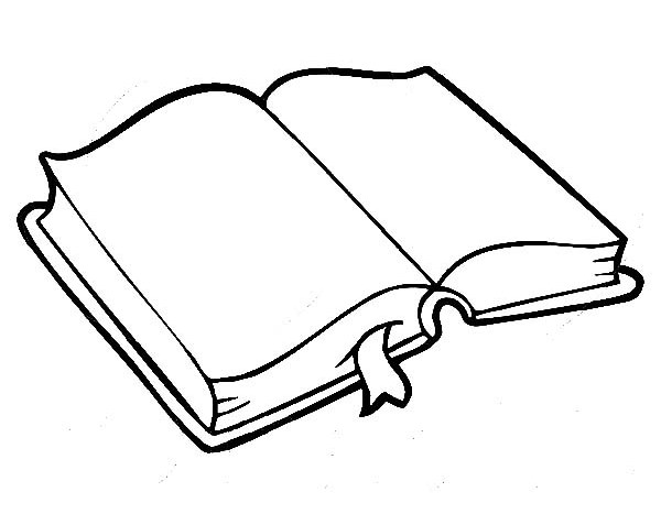 Dibujos De Libros Abiertos