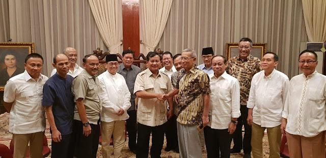 Muak dengan Ketidakadilan, Sejumlah Jenderal Purnawirawan Siap Kawal Kedaulatan Rakyat