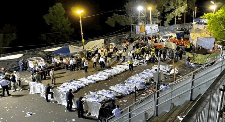 44 killed At Jewish Festival In Israel Crush