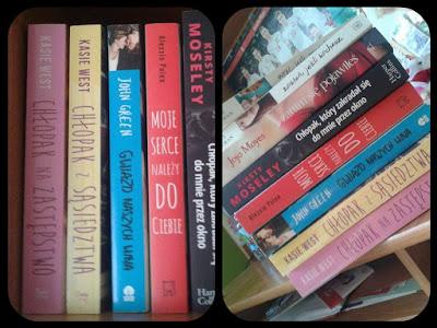 """Kolekcja książek """"."""""""