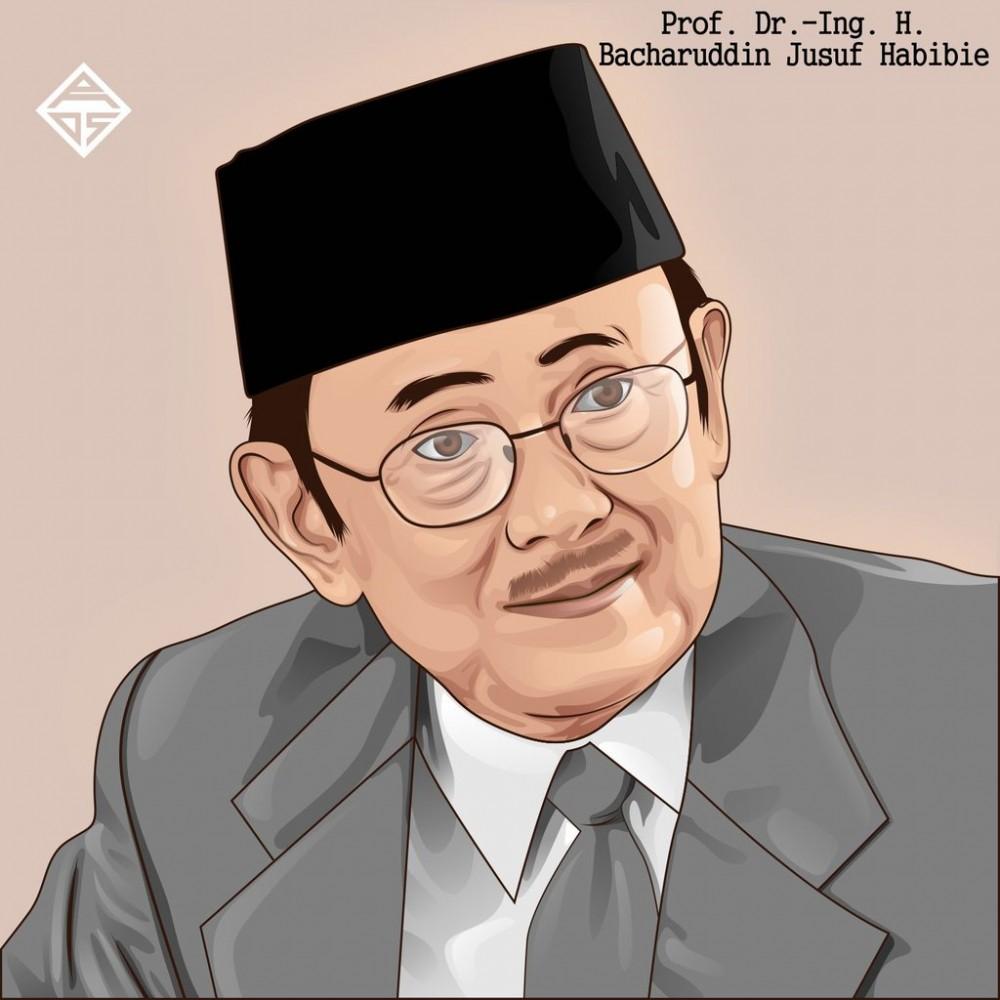 Meneropong Indonesia Sepeninggal Habibie