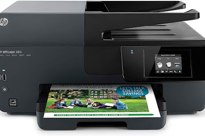 HP Officejet 6815 E-All-in-One Driver Download
