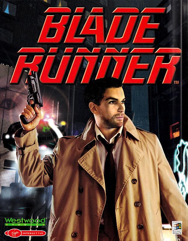 Blade Runner PC Caja 1