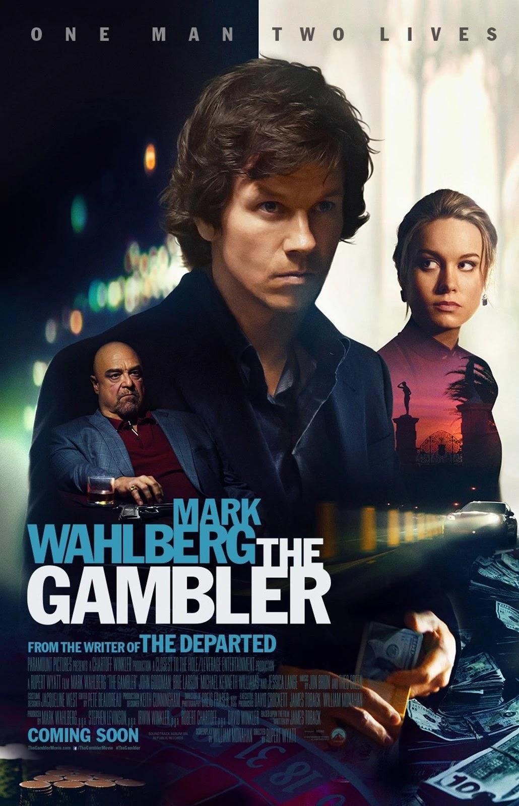 the gambler,玩命賭徒,赌棍