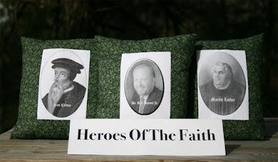 Hero of the faith RC Sproul Jr