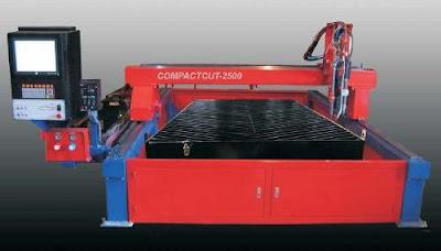 Thành phần cấu tạo máy cắt plasma CNC