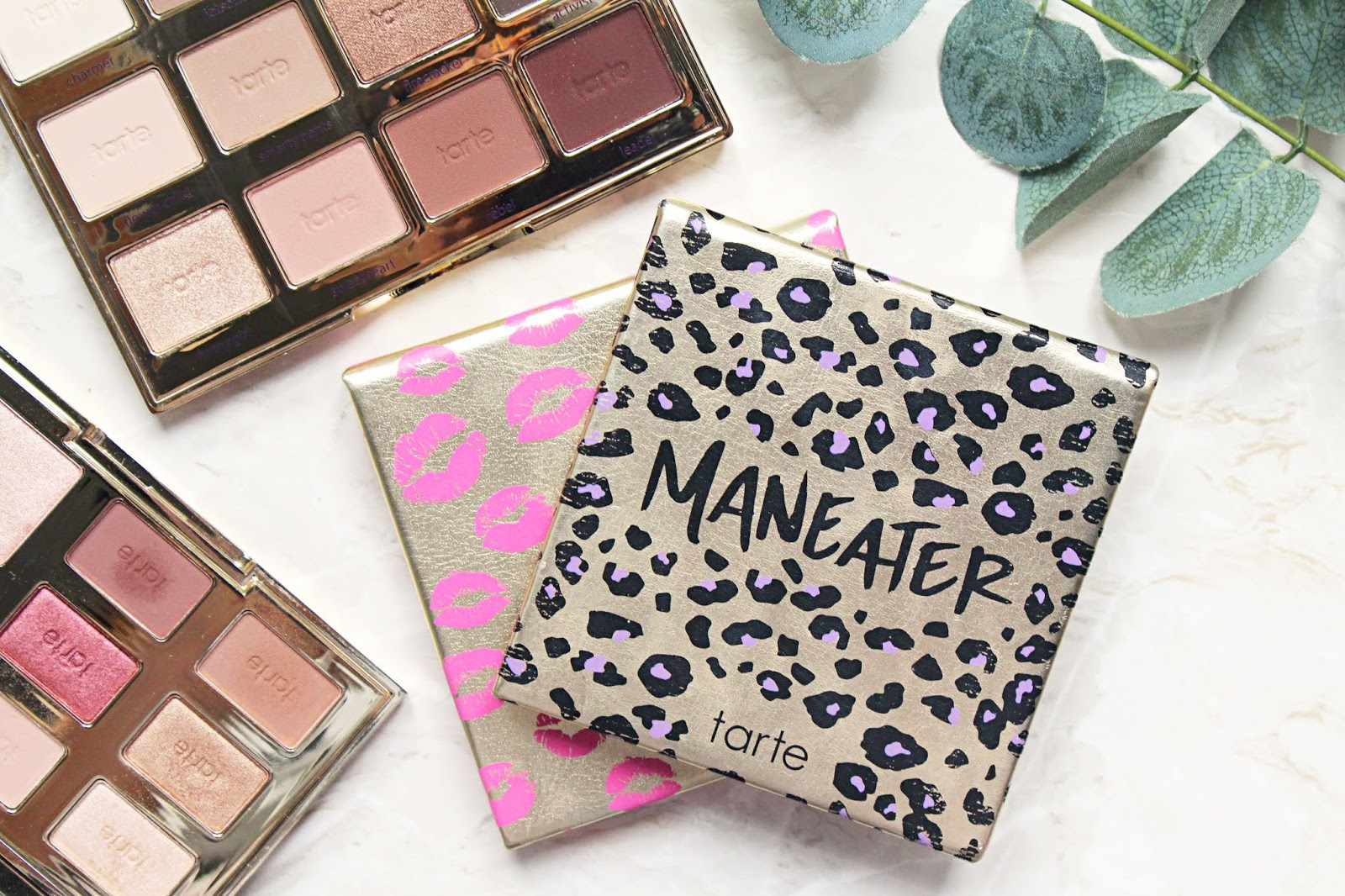Tarte Eyeshadow Palettes You Need