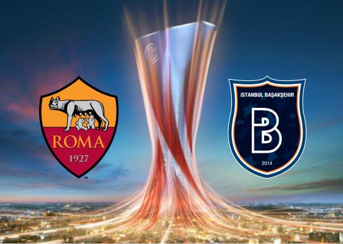 Roma vs Istanbul Basaksehir Full Match & Highlights 19 September 2019