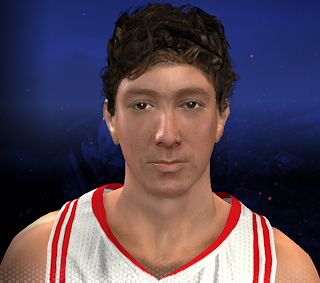 NBA 2K14 Omer Asik Curly Hair Update